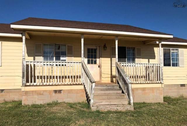 8207 Headquarters Road, Electra, TX 76360 (MLS #156886) :: WichitaFallsHomeFinder.com