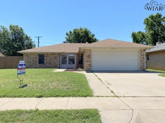 5507 Lucky Lane, Wichita Falls, TX 76306 (MLS #156905) :: WichitaFallsHomeFinder.com