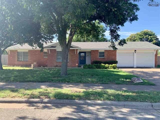 5101 Catskills Drive, Wichita Falls, TX 76310 (MLS #156907) :: WichitaFallsHomeFinder.com