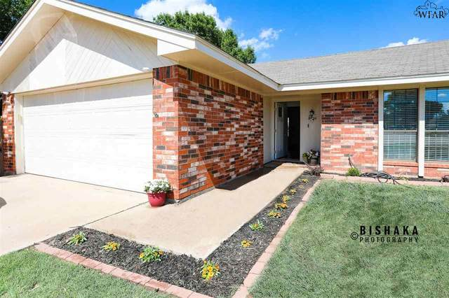 5527 Lucky Lane, Wichita Falls, TX 76306 (MLS #156910) :: WichitaFallsHomeFinder.com