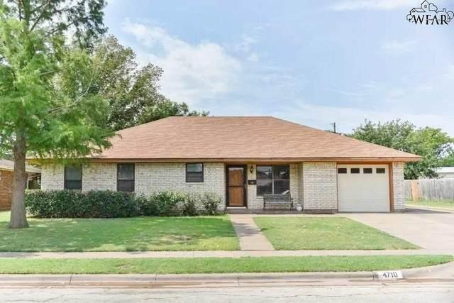 4710 Cape Cod Drive, Wichita Falls, TX 76310 (MLS #156913) :: WichitaFallsHomeFinder.com