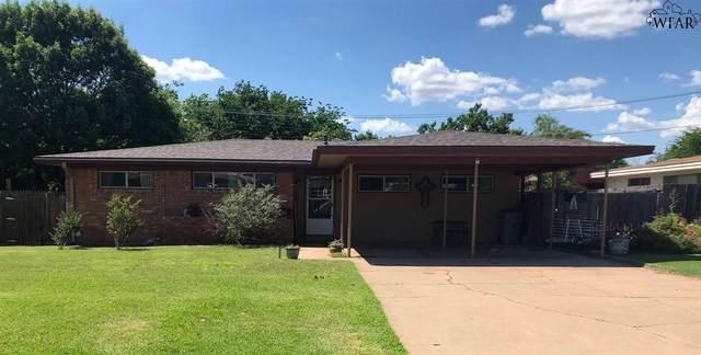 4812 George Street, Wichita Falls, TX 76302 (MLS #156915) :: WichitaFallsHomeFinder.com