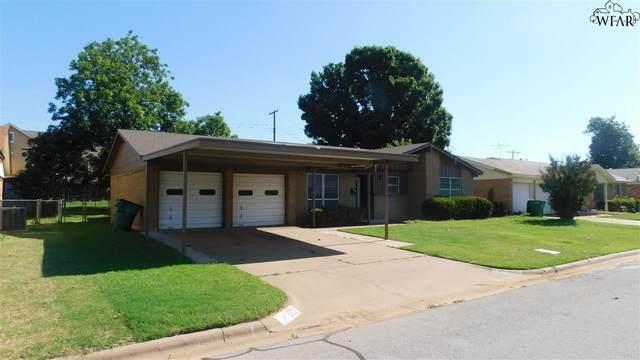 129 Highland Avenue, Burkburnett, TX 76354 (MLS #156921) :: WichitaFallsHomeFinder.com
