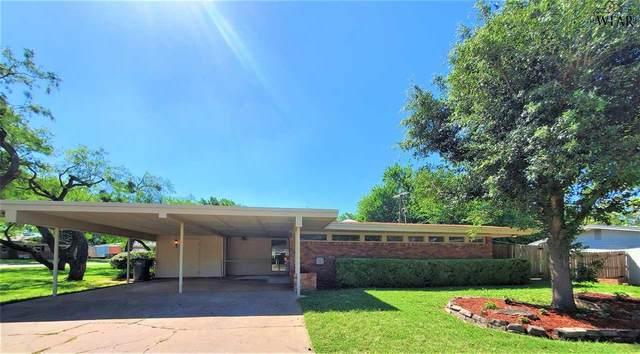 4800 Marsha Lane, Wichita Falls, TX 76302 (MLS #156926) :: Bishop Realtor Group