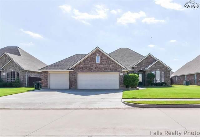 5004 Silvercrest Drive, Wichita Falls, TX 76310 (MLS #156957) :: Bishop Realtor Group