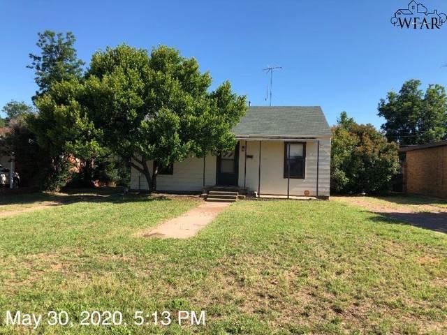 2115 Mansard Street, Vernon, TX 76384 (MLS #156971) :: WichitaFallsHomeFinder.com