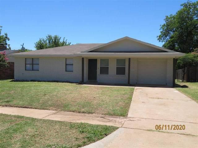 4710 Cypress Avenue, Wichita Falls, TX 76310 (MLS #156981) :: Bishop Realtor Group