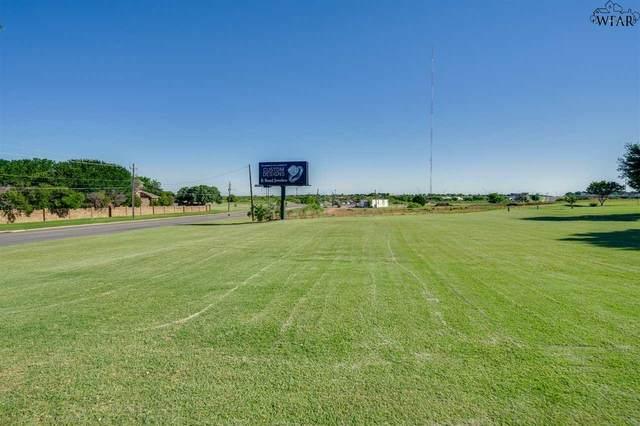 2715 Fairway Boulevard, Wichita Falls, TX 76309 (MLS #156988) :: Bishop Realtor Group