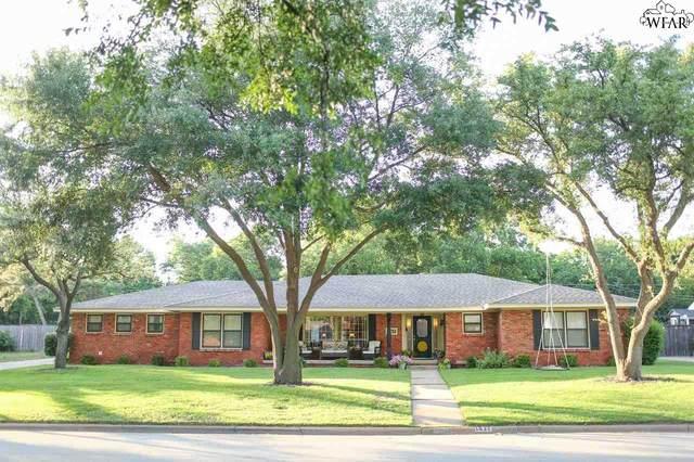 1632 Christine Road, Wichita Falls, TX 76302 (MLS #156991) :: WichitaFallsHomeFinder.com