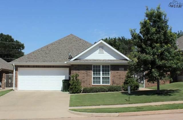 2013 Windmill Lake Avenue, Wichita Falls, TX 76309 (MLS #156992) :: Bishop Realtor Group
