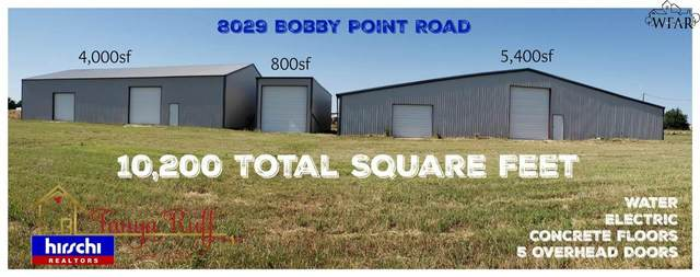 8029 Bobby Point Road, Wichita Falls, TX 76305 (MLS #156995) :: WichitaFallsHomeFinder.com