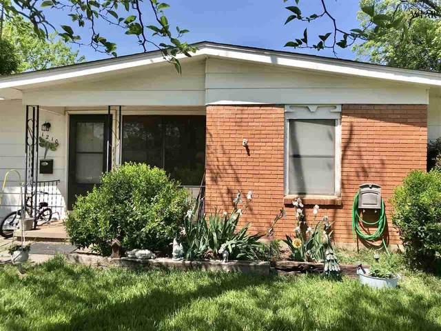 1210 Harvey Drive, Wichita Falls, TX 76302 (MLS #157015) :: WichitaFallsHomeFinder.com