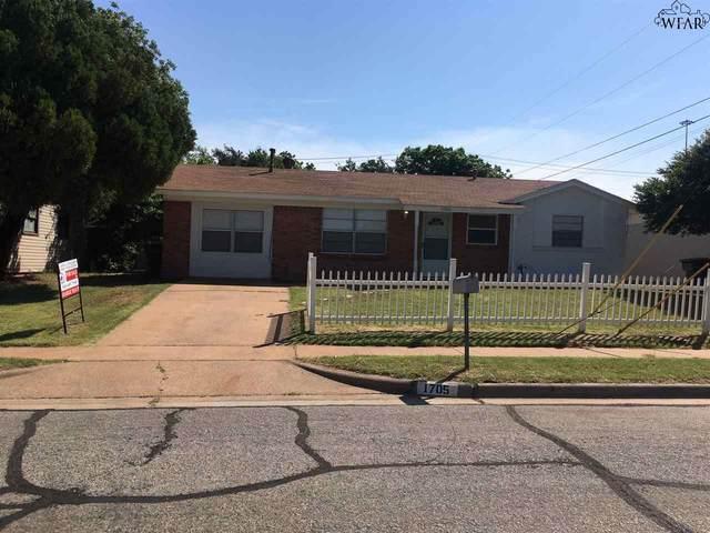 1705 Deer Parkway, Wichita Falls, TX 76306 (MLS #157043) :: Bishop Realtor Group