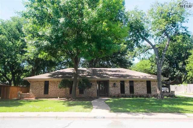 4503 Lisa Lane, Wichita Falls, TX 76309 (MLS #157062) :: Bishop Realtor Group