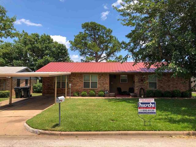 2903 S Bandera Drive, Wichita Falls, TX 76302 (MLS #157064) :: Bishop Realtor Group