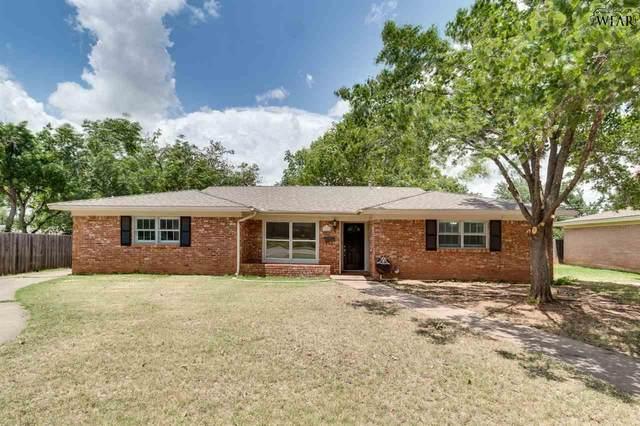 1542 Sweetbriar Drive, Wichita Falls, TX 76302 (MLS #157068) :: Bishop Realtor Group