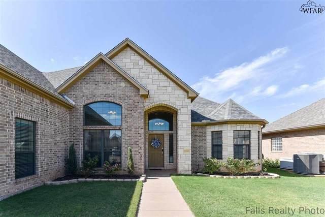 5 Jasmine Court, Wichita Falls, TX 76310 (MLS #157078) :: Bishop Realtor Group