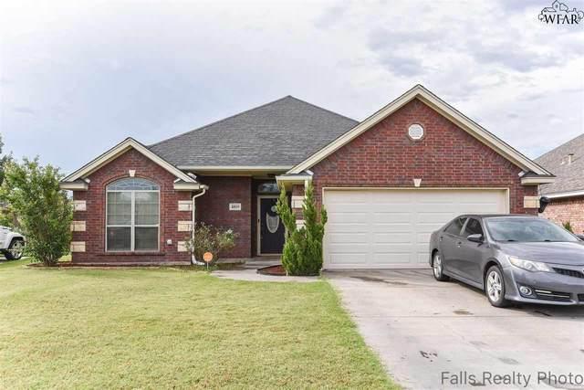 4809 Heisman Drive, Wichita Falls, TX 76310 (MLS #157088) :: WichitaFallsHomeFinder.com