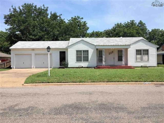 705 Sycamore Street, Burkburnett, TX 76354 (MLS #157090) :: Bishop Realtor Group