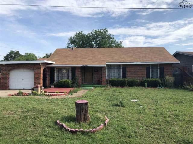 818 Gerald Street, Wichita Falls, TX 76301 (MLS #157091) :: Bishop Realtor Group