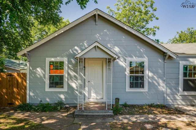 2503 Avenue J, Wichita Falls, TX 76309 (MLS #157098) :: Bishop Realtor Group