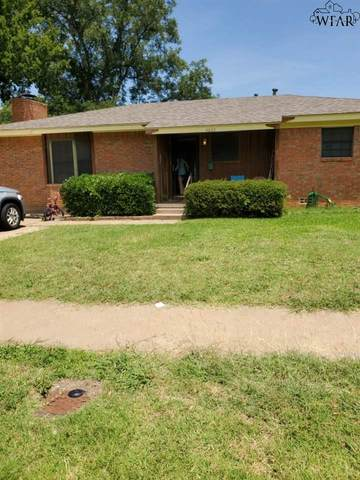 4665 Mistletoe Drive, Wichita Falls, TX 76310 (MLS #157100) :: Bishop Realtor Group