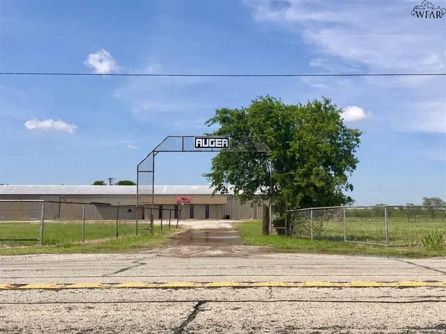 2728 Hwy 287J, Iowa Park, TX 76367 (MLS #157111) :: Bishop Realtor Group