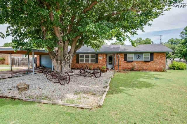 1507 Johnson Road, Iowa Park, TX 76367 (MLS #157112) :: Bishop Realtor Group