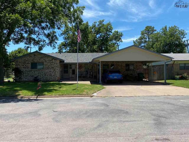 212 Beech Street, Burkburnett, TX 76354 (MLS #157116) :: Bishop Realtor Group
