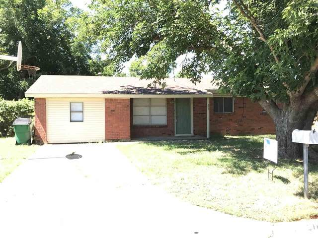 210 Hope Lane, Iowa Park, TX 76367 (MLS #157120) :: Bishop Realtor Group
