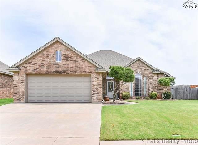 5113 Tillie Drive, Wichita Falls, TX 76310 (MLS #157125) :: Bishop Realtor Group