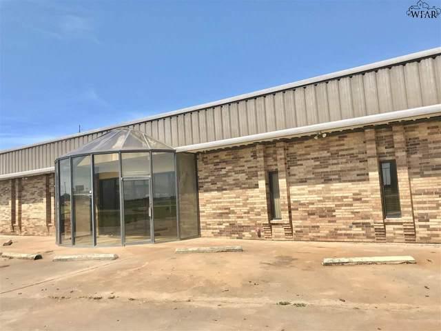 554 Rifle Range Road, Wichita County, TX 76367 (MLS #157130) :: Bishop Realtor Group