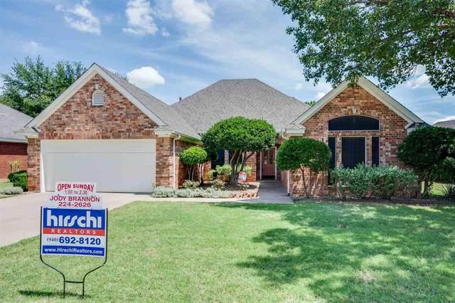 3007 Whitehall Lane, Wichita Falls, TX 76309 (MLS #157145) :: Bishop Realtor Group