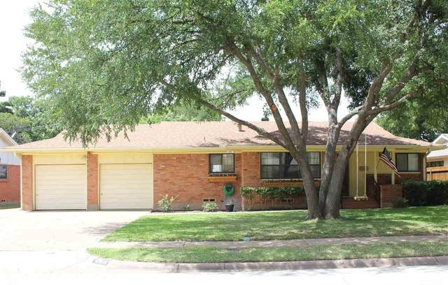 4908 Earl Street, Wichita Falls, TX 76302 (MLS #157161) :: Bishop Realtor Group