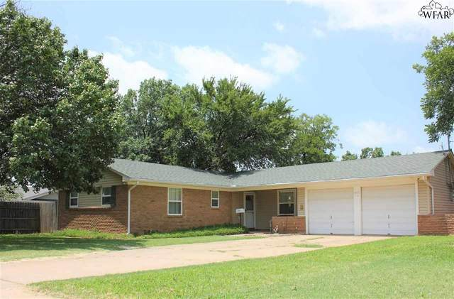 4602 Westridge Lane, Wichita Falls, TX 76302 (MLS #157166) :: WichitaFallsHomeFinder.com