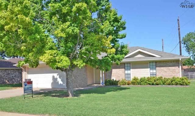 4911 Cypress Avenue, Wichita Falls, TX 76310 (MLS #157182) :: Bishop Realtor Group
