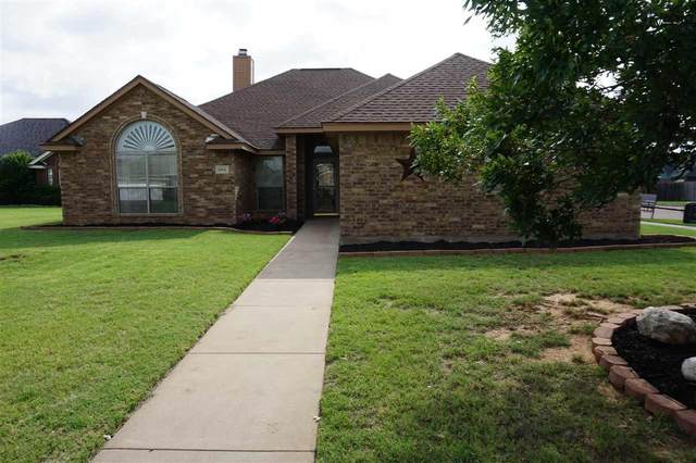 1 Blazing Star Court, Wichita Falls, TX 76310 (MLS #157186) :: WichitaFallsHomeFinder.com