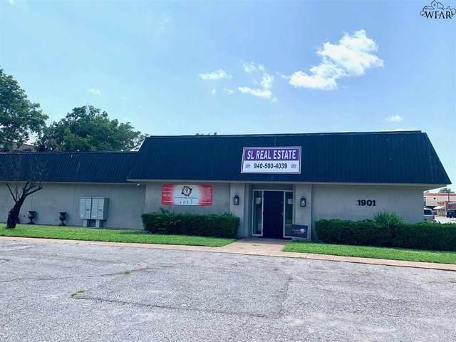1901 10TH STREET, Wichita Falls, TX 76301 (MLS #157191) :: Bishop Realtor Group