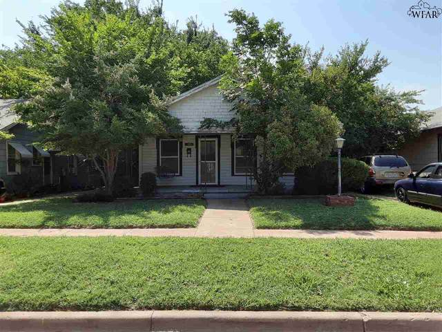 1909 Fillmore Street, Wichita Falls, TX 76309 (MLS #157192) :: Bishop Realtor Group