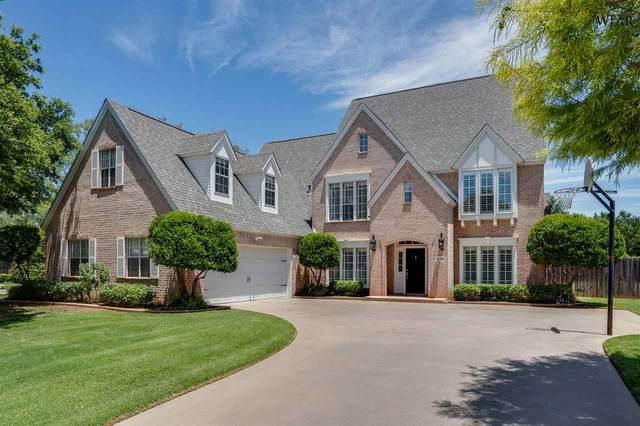 4618 Shady Lane, Wichita Falls, TX 76309 (MLS #157196) :: Bishop Realtor Group