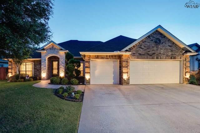 4157 Candlewood Circle, Wichita Falls, TX 76308 (MLS #157202) :: Bishop Realtor Group