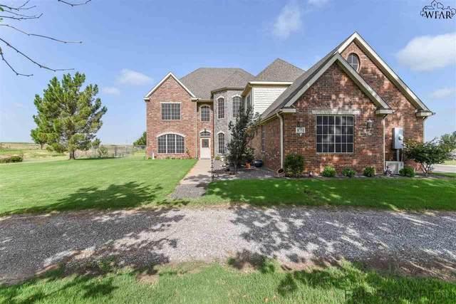 8751 Powell Road, Wichita Falls, TX 76305 (MLS #157204) :: WichitaFallsHomeFinder.com
