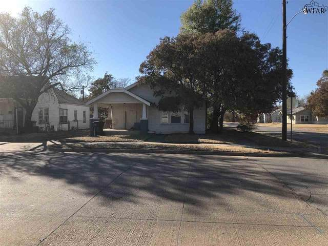 2200 Taft Street, Wichita Falls, TX 76309 (MLS #157210) :: Bishop Realtor Group