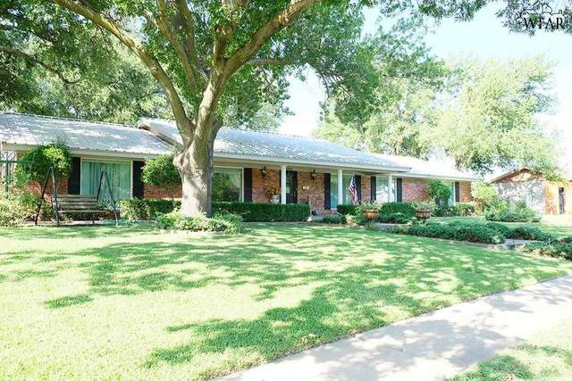 2303 Barbados Drive, Wichita Falls, TX 76308 (MLS #157212) :: WichitaFallsHomeFinder.com