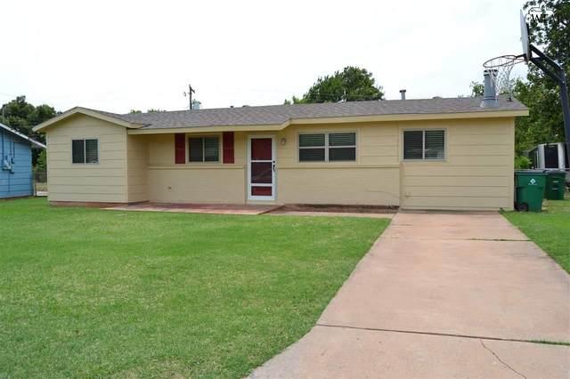 1204 S Wall Street, Iowa Park, TX 76367 (MLS #157215) :: WichitaFallsHomeFinder.com