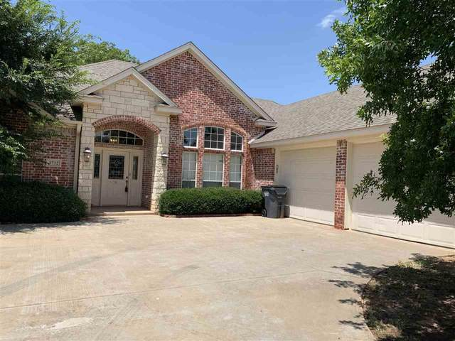 1712 Rockridge Drive, Wichita Falls, TX 76310 (MLS #157217) :: WichitaFallsHomeFinder.com