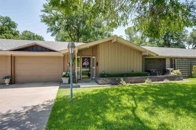 2511 Beefeater Drive, Wichita Falls, TX 76308 (MLS #157221) :: WichitaFallsHomeFinder.com