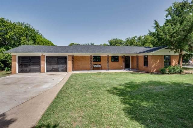1515 Buchanan Street, Wichita Falls, TX 76309 (MLS #157228) :: Bishop Realtor Group