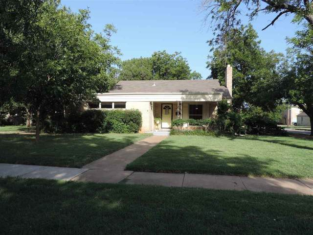 1411 Grant Street, Wichita Falls, TX 76309 (MLS #157231) :: Bishop Realtor Group