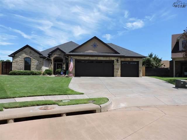 4164 Candlewood Circle, Wichita Falls, TX 76308 (MLS #157244) :: WichitaFallsHomeFinder.com